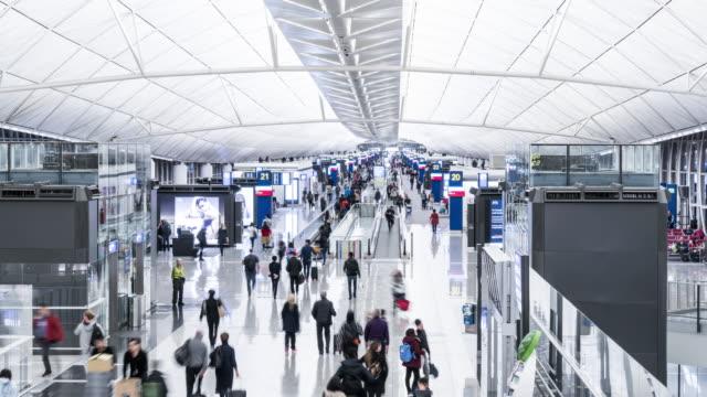 T/L WS Airport Departure Lounge / Hong Kong, China