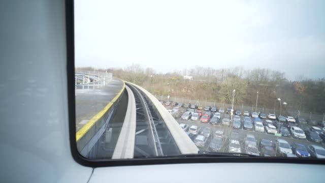 airport terminal train
