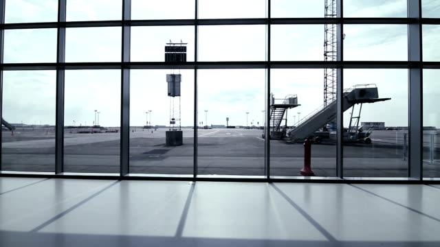 空港 - ロビー点の映像素材/bロール