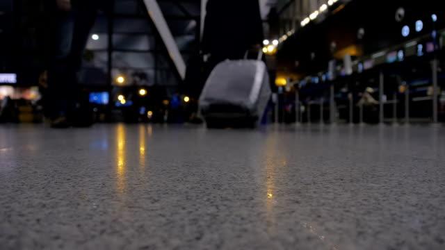 Flughafen Reisende Menschen