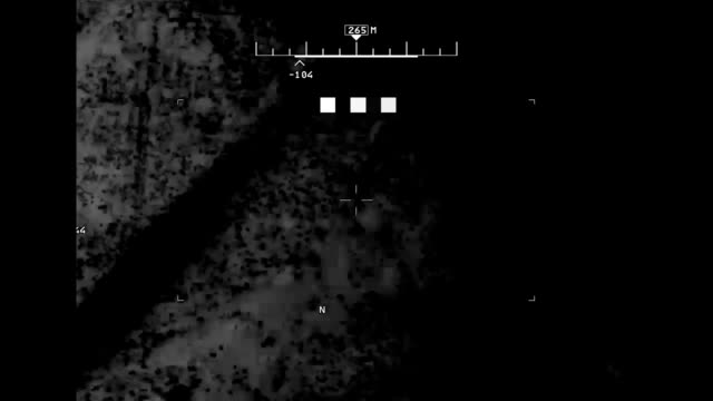 airstrikes eliminated 28 taliban fighters in farah province, afghanistan, may 15, 2018. image courtesy cmdr. lesley lykins/resolute support... - air raid stock videos & royalty-free footage