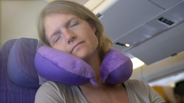 airtravel - pillow stock videos & royalty-free footage