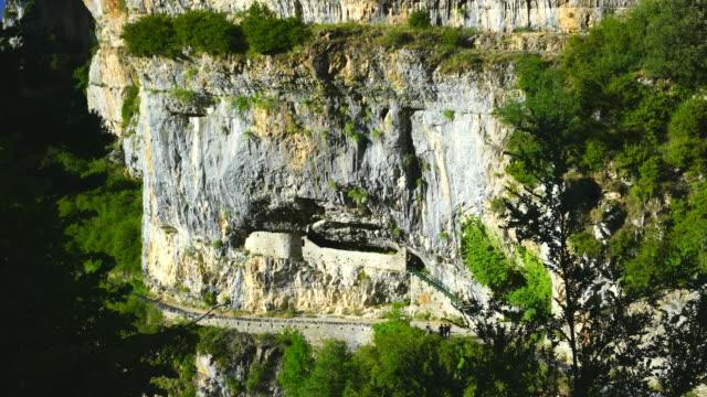 Añisclo Canyon in Ordesa y Monte Perdido National Park