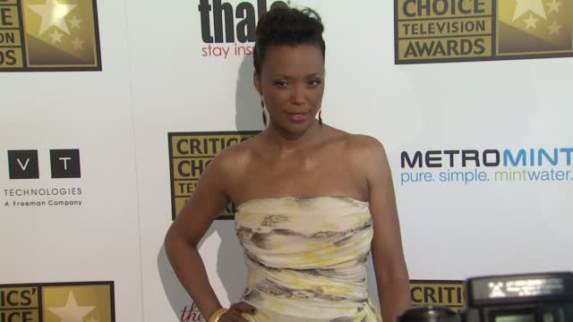 Aisha Tyler at 2012 Critics' Choice Television Awards Aisha Tyler at 2012 Critics' Choice Television Awa at The Beverly Hilton Hotel on June 18 2012...