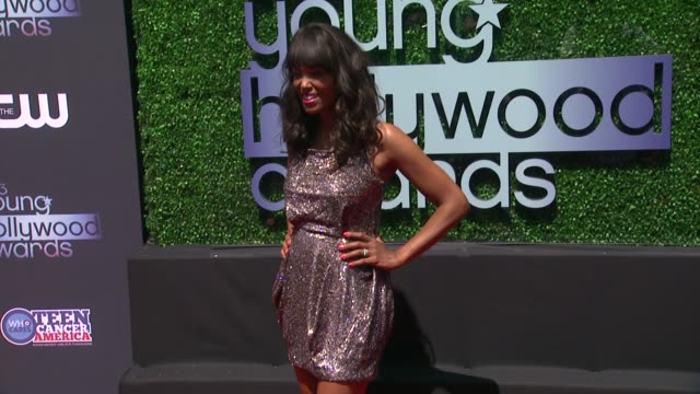 Aisha Tyler at 2013 Young Hollywood Awards on 8/1/2013 in Santa Monica CA