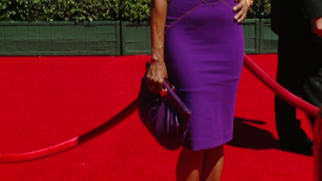 Aisha Tyler at 2014 Creative Arts Emmy Awards in Los Angeles CA