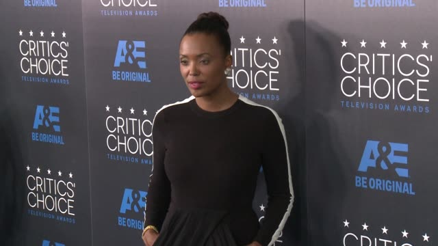 Aisha Tyler at the 2015 Critics' Choice Television Awards at The Beverly Hilton Hotel on May 31 2015 in Beverly Hills California