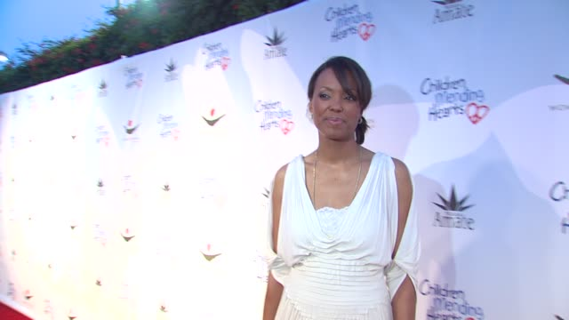 Aisha Tyler at the Children Mending Hearts Gala at Los Angeles CA