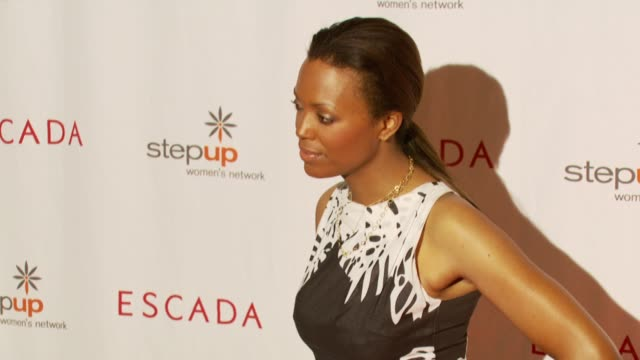 Aisha Tyler at the Step Up Women's Network Inspiration Awards at the Beverly Wilshire Hotel in Beverly Hills California on April 20 2007