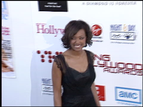 Aisha Tyler at the Young Hollywood Awards at El Rey Theatre in Hollywood California on May 4 2003