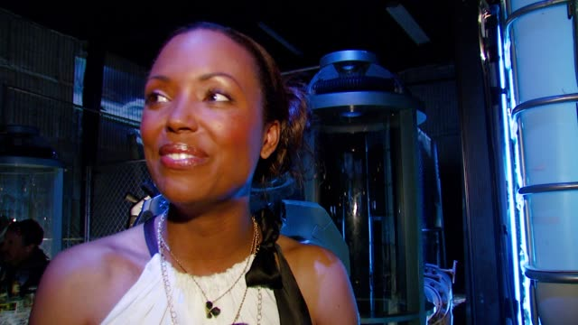 Aisha Tyler on being a female Halo fanatic her excitement over Halo 3 if she feels like a hero playing the game what she loves about Halo's story...