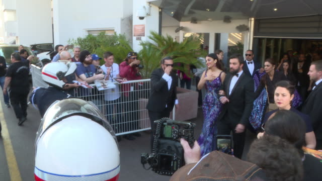 Aishwarya Rai at Celebrity Sightings in Cannes on May 12 2018 in Cannes France