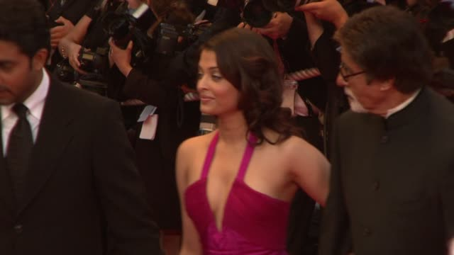 Aishwarya Rai at the 2008 Cannes Film Festival Vicky Cristina Barcelona in Cannes on May 17 2008