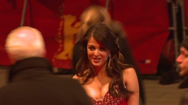 Aishwarya Rai at the 59th Berlin Film Festival Pink Panther 2 Premiere at Berlin