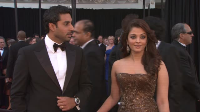 Aishwarya Rai at the 83rd Annual Academy Awards Arrivals Pool Cam at Hollywood CA