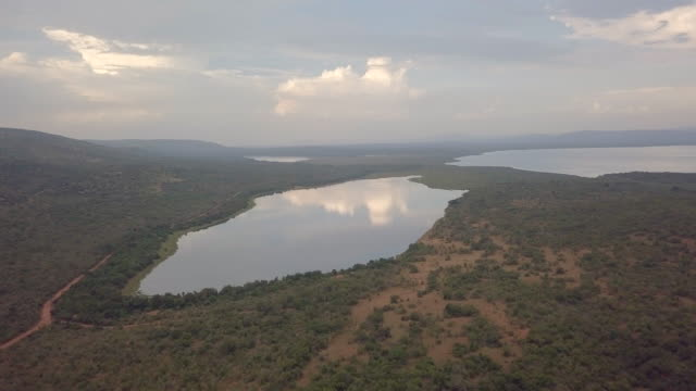 Akagera National Park sunset