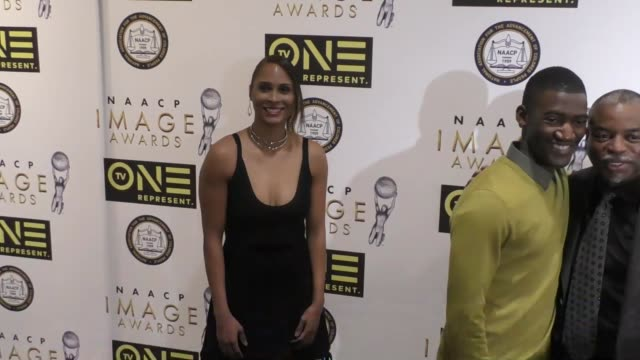 Akela Cooper at the 48th NAACP Image Awards Nominees' Luncheon on January 28 2017 in Hollywood California