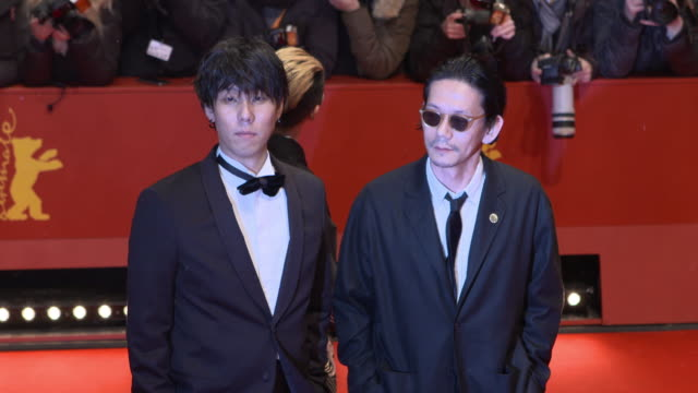 Akira Takayama at 68th Berlin Film Festival Isle of Dogs Opening Red Carpet at Berlinale Palast on February 15 2018 in Berlin Germany