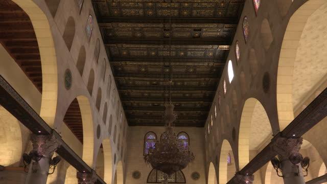 al aqsa mosque doors, jerusalem, israel - jerusalem stock videos & royalty-free footage
