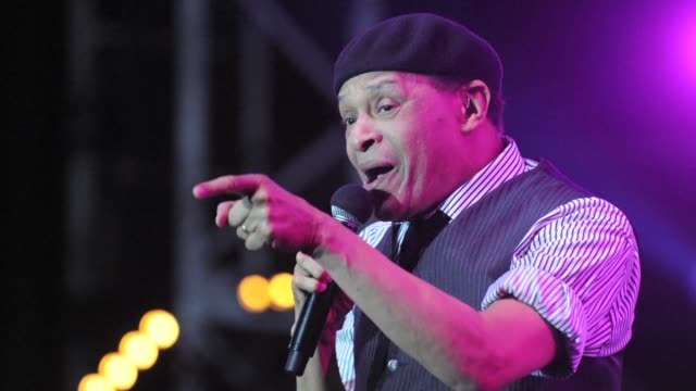 al jarreau the affable jazz singing great who reached new audiences by seamlessly merging styles and through television died sunday days after... - al jarreau stock videos & royalty-free footage