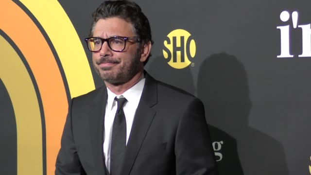 al madrigal at the premiere of showtime's 'i'm dying up here' - arrivals on may 31, 2017 in los angeles, california. - showtime video stock e b–roll
