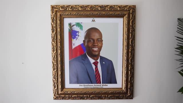 vídeos y material grabado en eventos de stock de al menos 17 exmilitares colombianos están presuntamente implicados en el asesinato del presidente de haití jovenel moise, informaron el viernes altos... - viernes