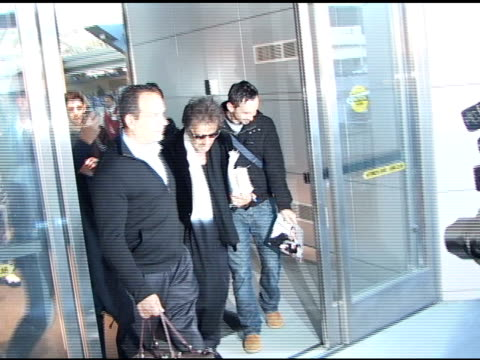 al pacino at jfk airport in new york at the celebrity sightings in new york at new york ny. - kennedy airport stock videos & royalty-free footage