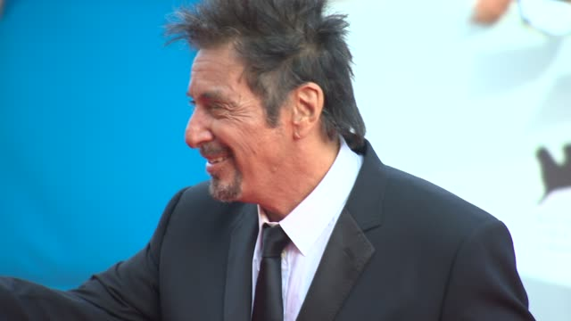 Al Pacino at 'Manglehorn' Red Carpet 71st Venice International Film Festival at Palazzo del Casino on August 30 2014 in Venice Italy