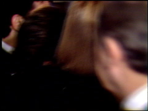 al pacino at the 1991 golden globe awards at the beverly hilton in beverly hills california on january 19 1991 - al pacino stock videos & royalty-free footage