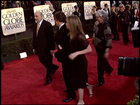 al pacino at the 2004 golden globe awards at the beverly hilton in beverly hills california on january 25 2004 - al pacino stock videos & royalty-free footage