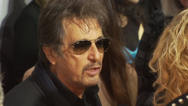 Al Pacino at the HBO Film's 'You Don't Know Jack' New York Premiere at New York NY