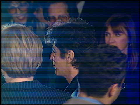 al pacino at the premiere of 'the devil's advocate' at the mann village theatre in westwood california on october 13 1997 - al pacino stock videos & royalty-free footage