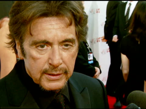 Al Pacino Honored with 35th Annual AFI Life Achievement Award Hollywood CA 6/07/07 in Hollywood California on June 8 2007