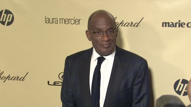al roker at the weinstein company's 2013 golden globe awards after party on 1/13/13 in beverly hills, ca . - al roker stock videos & royalty-free footage