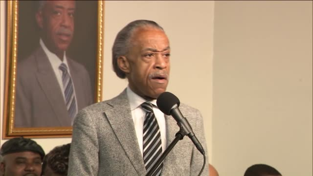 'our story has been successes and setbacks' on nov 12 2016 - al sharpton stock videos & royalty-free footage