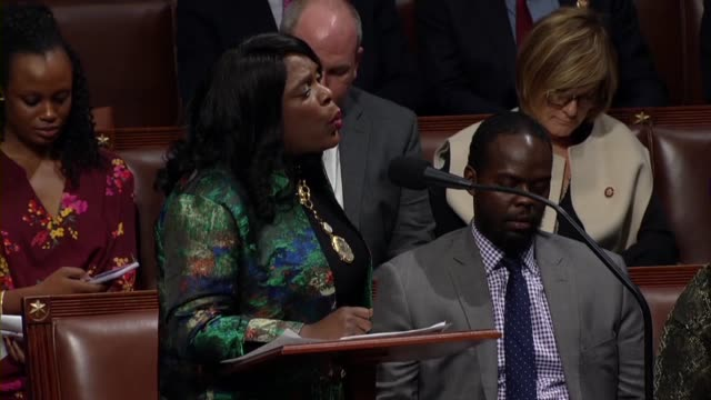 alabama congresswoman terri sewell says in debate on a motion to recommit her bill to reverse the 2013 supreme court decision on preclearance under... - reverse motion stock videos & royalty-free footage