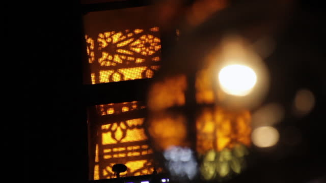 alabaster mosque, mosque lamp - cairo stock videos & royalty-free footage