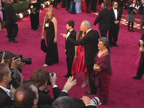Alan Alda at the 77th Annual Academy Awards Arrivals at Kodak Theatre in Hollywood CA