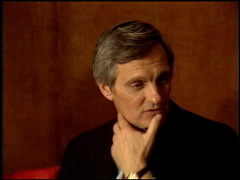 alan alda at the now anniversary at dorothy chandler pavilion in los angeles california on december 1 1986 - dorothy chandler pavilion stock videos and b-roll footage