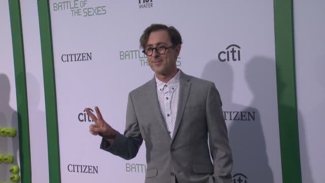 alan cumming at battle of the sexes los angeles premiere presented by fox searchlight at regency village theatre on september 16 2017 in westwood... - regency village theater stock videos & royalty-free footage