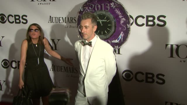 Alan Cumming at The 67th Annual Tony Awards Arrivals at Radio City Music Hall on June 09 2013 in New York New York