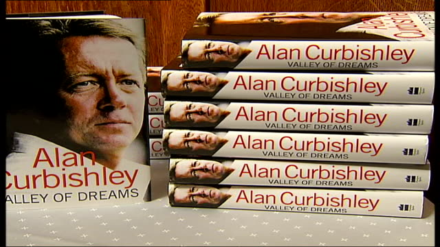 London INT Copies of book by Alan Curbishley entitled 'Valley of Dreams'