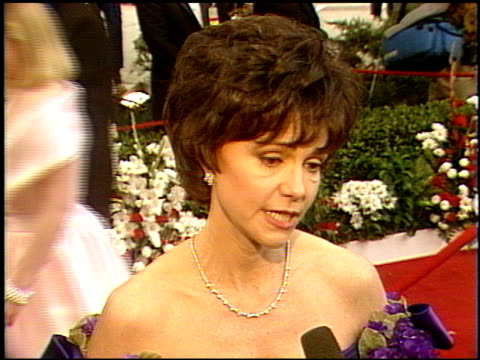 alan greisman at the 1992 academy awards at dorothy chandler pavilion in los angeles california on march 30 1992 - dorothy chandler pavilion stock videos and b-roll footage