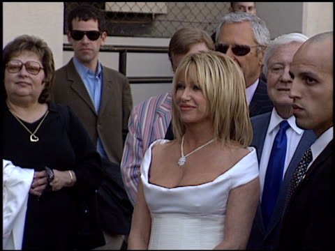 alan hamill at the dediction of suzanne somers' walk of fame star at the hollywood walk of fame in hollywood, california on january 24, 2003. - suzanne somers stock videos & royalty-free footage