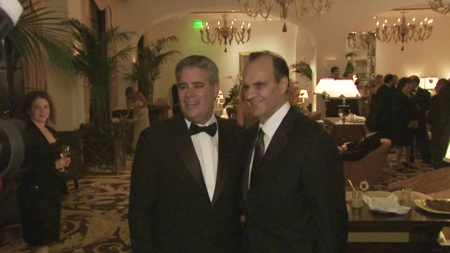 alan j. fuerstman, joe torre at the montage beverly hills opening at los angeles ca. - montage beverly hills stock videos & royalty-free footage