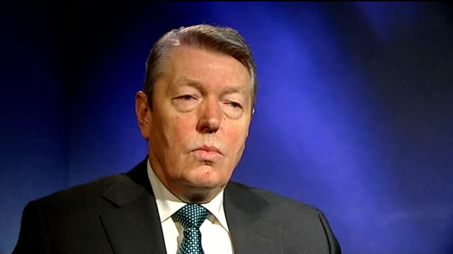 INT Alan Johnson MP interview SOT Nothing I can say about Jon Venables