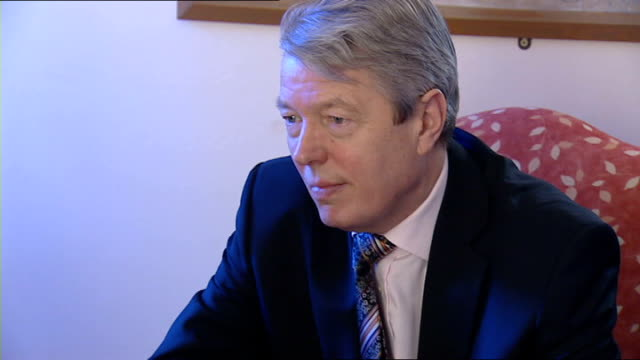 alan johnson possible donations irregularities *** flash johnson seated ends - alan johnson stock videos & royalty-free footage