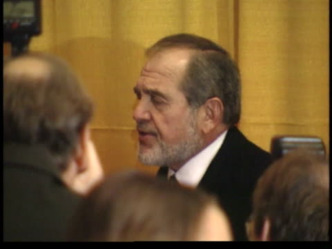 alan king in crowd before ceremony - friars roast 1993 stock videos and b-roll footage