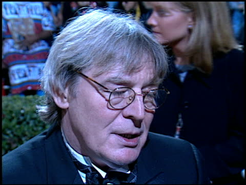 alan parker at the 'evita' premiere at the shrine auditorium in los angeles, california on december 14, 1996. - shrine auditorium stock videos & royalty-free footage