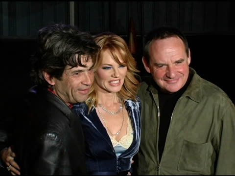 alan rosenberg, marg helgenberger and paul guilfoyle at the csi 100th episode party at santa monica airport in santa monica, california on november... - marg helgenberger stock videos & royalty-free footage